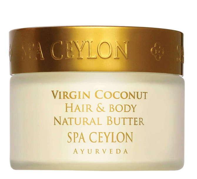 SPA CEYLON Масло натуральное для волос и тела Чистый кокос 100 г  - Купить