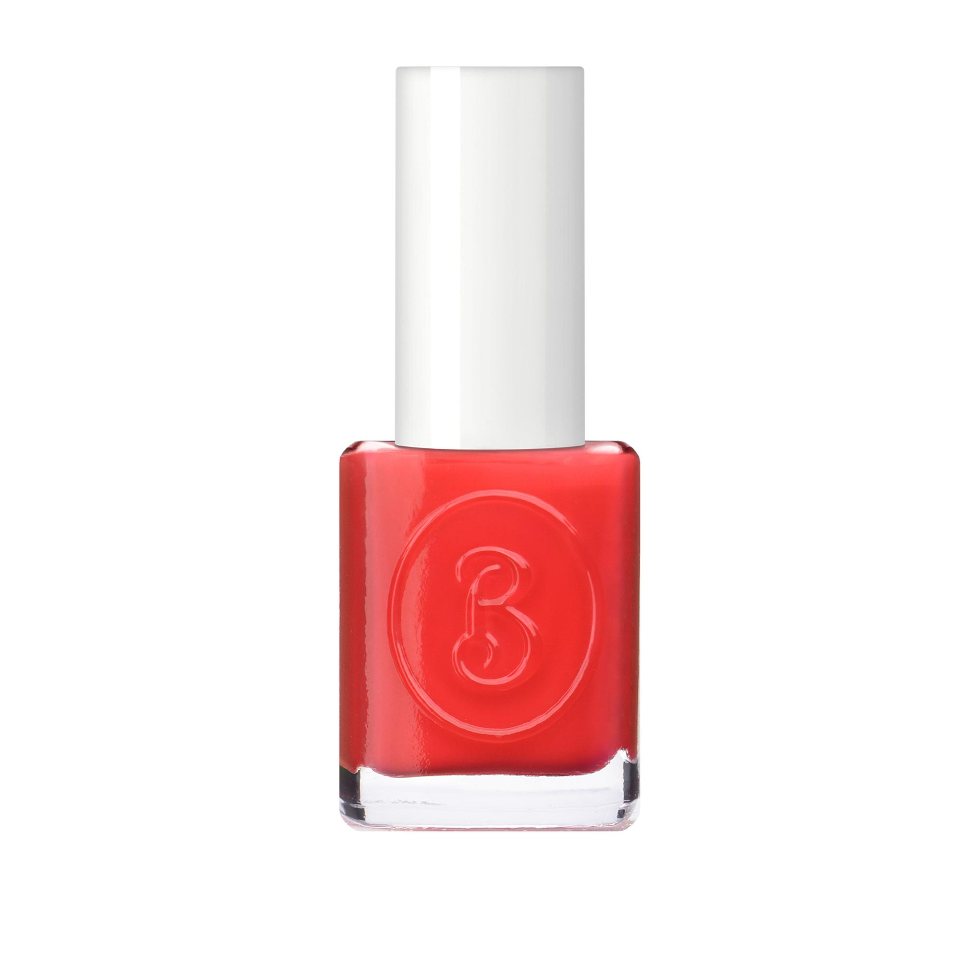 BERENICE Лак для ногтей оранжево-красный тон 13 orange red / BERENICE 16 млЛаки<br>Революционное открытие в области красоты ногтей на основе высоких швейцарских технологий    дышащий  лак для ногтей марки BERENICE. Он не оставит равнодушными ни мастеров маникюра, ни их клиентов. Этот лак содержит кислородный комплекс, который обеспечивает основное свойство лака   проницаемость воздуха и паров влаги в ноготь. Двойной пластификатор, содержащийся в составе, делает покрытие более гибким, продлевает стойкость маникюра, защищая от сколов и повреждений. Лак равномерно наносится и быстро сохнет. Профессиональная плоская кисточка обеспечивает идеальное прилегание к поверхности ногтя и нанесение лака.&amp;nbsp; Кислородный лак BERENICE   это здоровая альтернатива, традиционным лакам, блокирующим прохождение кислорода и влаги в ноготь. Система 5 free, в составе отсутствуют вредные компоненты такие как толуол, ДБП, формальдегидные смолы, фталаты и камфора.&amp;nbsp; Активные ингредиенты: смолы нового поколения, UV-фильтры<br>
