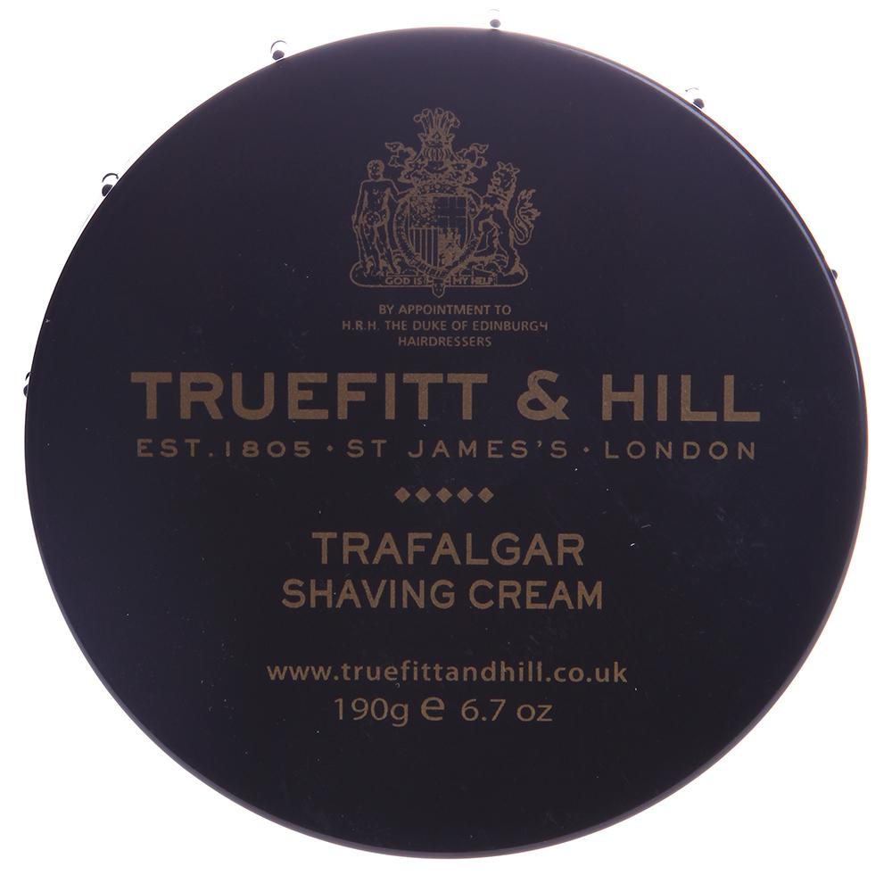 TRUEFITT HILL Крем для бритья (в банке) / Trafalgar 190гр