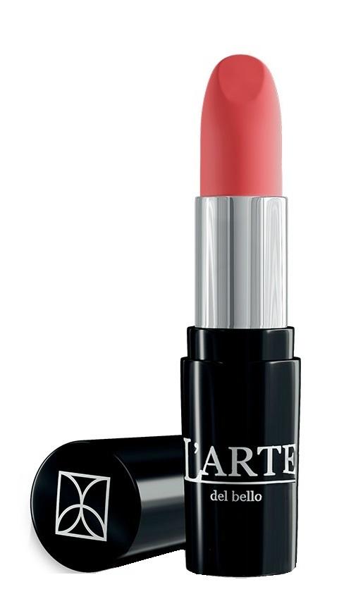 Купить LARTE DEL BELLO Помада губная вельветовая с экстрактом розы, тон 404 / JUST FLIRT NO MORE 3, 5 г
