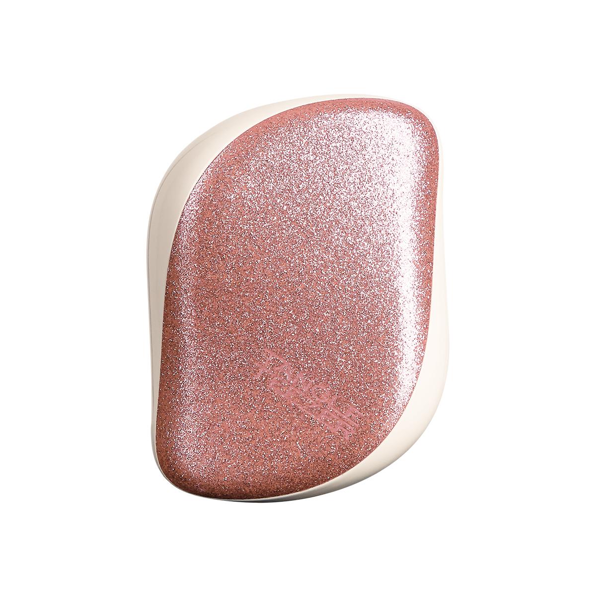 TANGLE TEEZER Расческа для волос / Compact Styler Rose Gold Glaze
