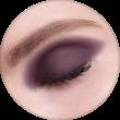 AVANT scene Тени микропигментированные, палитра розово-фиолетовая, оттенок С009