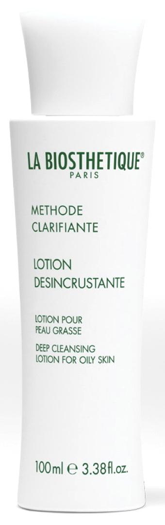 LA BIOSTHETIQUE Лосьон-дезинкрустант специальный для раскрытия пор и размягчения комедонов / Lotion Desincrustante 100 мл