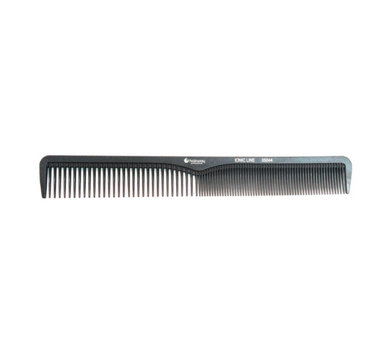 HAIRWAY Расческа Hairway Ionic Line комбинированная 184мм