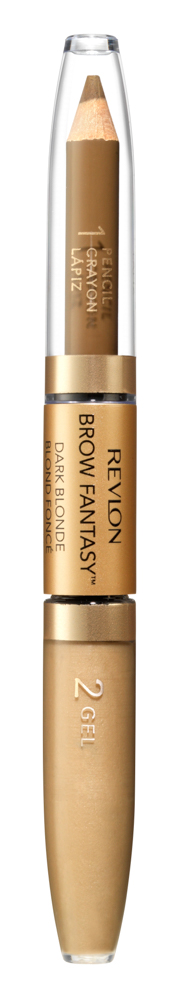 REVLON Карандаш и гель для бровей 104 / Colorstay Brow Fantasy Pencil & Gel Blonde