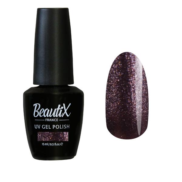 Купить BEAUTIX 905 гель-лак для ногтей 15 мл, Коричневые