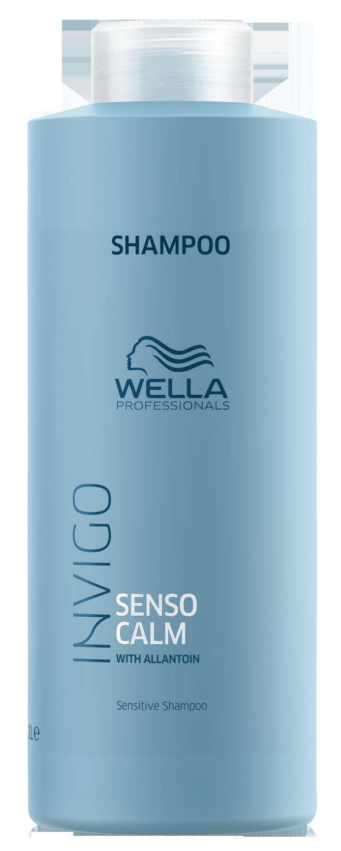Купить WELLA PROFESSIONALS Шампунь для чувствительной кожи головы / Balance 1000 мл