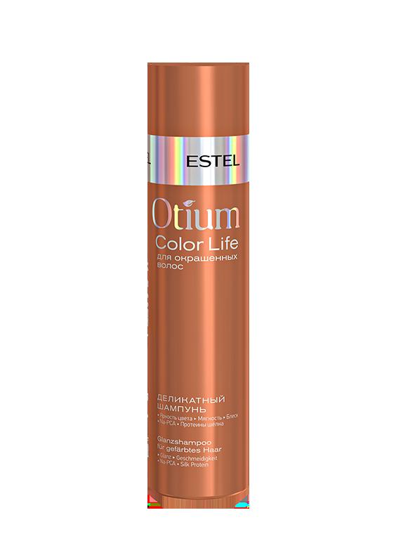 ESTEL PROFESSIONAL Шампунь деликатный для окрашенных волос / OTIUM COLOR LIFE 250 мл