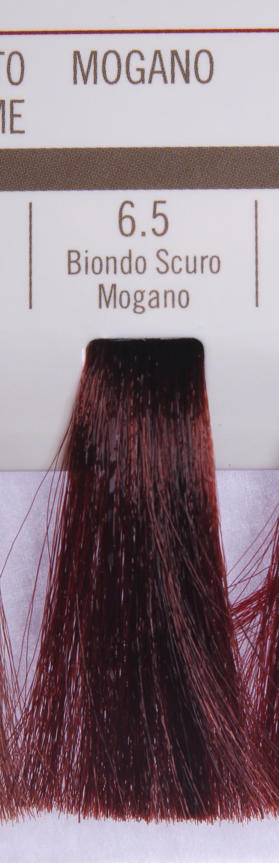 BAREX 6.5 краска для волос / PERMESSE 100млКраски<br>Оттенок: Темный блондин махагоновый. Профессиональная крем-краска Permesse отличается низким содержанием аммиака - от 1 до 1,5%. Обеспечивает блестящий и натуральный косметический цвет, 100% покрытие седых волос, идеальное осветление, стойкость и насыщенность цвета до следующего окрашивания. Комплекс сертифицированных органических пептидов M4, входящих в состав, действует с момента нанесения, увлажняя волосы, придавая им прочность и защиту. Пептиды избирательно оседают в самых поврежденных участках волоса, восстанавливая и защищая их. Масло карите оказывает смягчающее и успокаивающее действие. Комплекс пептидов и масло карите стимулируют проникновение пигментов вглубь структуры волоса, придавая им здоровый вид, блеск и долговечность косметическому цвету. Активные ингредиенты:&amp;nbsp;Сертифицированные органические пептиды М4 - пептиды овса, бразильского ореха, сои и пшеницы, объединенные в полифункциональный комплекс, придающий прочность окрашенным волосам, увлажняющий и защищающий их. Сертифицированное органическое масло карите (масло ши) - богато жирными кислотами, экстрагируется из ореха африканского дерева карите. Оказывает смягчающий и целебный эффект на кожу и волосы, широко применяется в косметической индустрии. Масло карите защищает волосы от неблагоприятного воздействия внешней среды, интенсивно увлажняет кожу и волосы, т.к. обладает высокой степенью абсорбции, не забивает поры. Способ применения:&amp;nbsp;Крем-краска готовится в смеси с Молочком-оксигентом Permesse 10/20/30/40 объемов в соотношении 1:1 (например, 50 мл крем-краски + 50 мл молочка-оксигента). Молочко-оксигент работает в сочетании с крем-краской и гарантирует идеальное проявление краски. Тюбик крем-краски Permesse содержит 100 мл продукта, количество, достаточное для 2 полных нанесений. Всегда надевайте подходящие специальные перчатки перед подготовкой и нанесением краски. Подготавливайте смесь крем-краски и молочка-оксигента Permesse в н