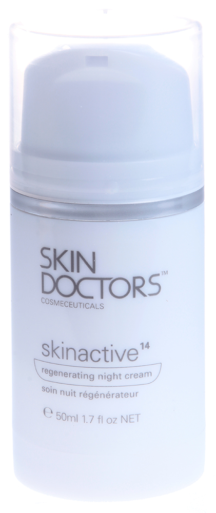 SKIN DOCTORS Крем регенерирующий ночной / Skinactive14™ Regenerating Night Cream 50мл крем skin doctors skinactive14™ regenerating night cream 50 мл
