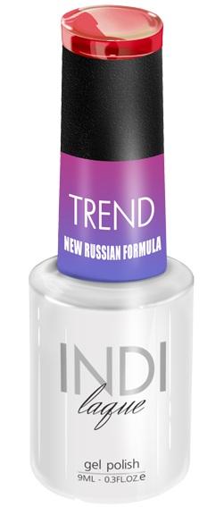 Купить RuNail 5024 гель-лак для ногтей / INDI laque Trend 9 мл, Красные