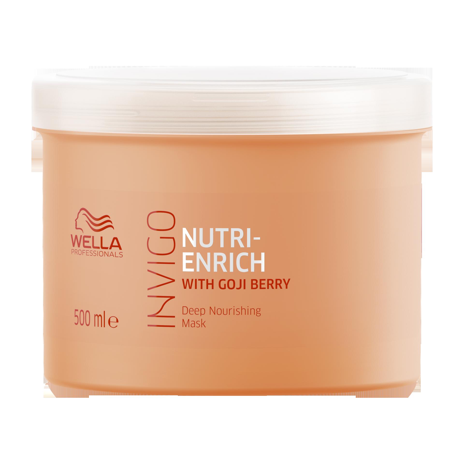 WELLA Маска питательная для жестких волос / Enrich 500 мл