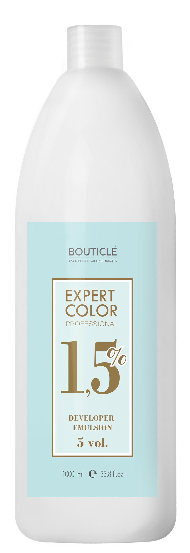 BOUTICLE Эмульсия окисляющая 1,5% (5 vol) / Developer Emulsion 1000 мл - Окислители