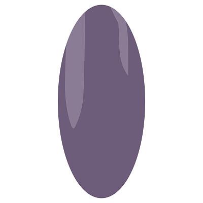 Купить IRISK PROFESSIONAL 172 гель-лак для ногтей / Elite Line 10 мл, Фиолетовые