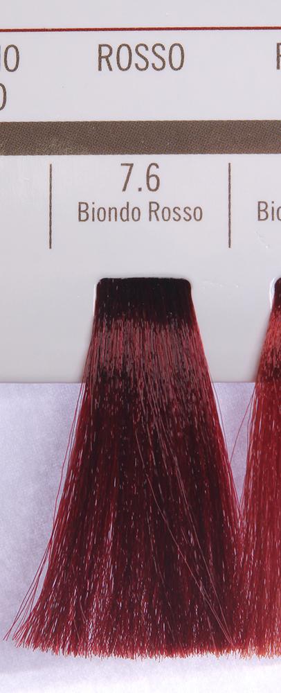 BAREX 7.6 краска для волос / PERMESSE 100млКраски<br>Оттенок: Блондин красный. Профессиональная крем-краска Permesse отличается низким содержанием аммиака - от 1 до 1,5%. Обеспечивает блестящий и натуральный косметический цвет, 100% покрытие седых волос, идеальное осветление, стойкость и насыщенность цвета до следующего окрашивания. Комплекс сертифицированных органических пептидов M4, входящих в состав, действует с момента нанесения, увлажняя волосы, придавая им прочность и защиту. Пептиды избирательно оседают в самых поврежденных участках волоса, восстанавливая и защищая их. Масло карите оказывает смягчающее и успокаивающее действие. Комплекс пептидов и масло карите стимулируют проникновение пигментов вглубь структуры волоса, придавая им здоровый вид, блеск и долговечность косметическому цвету. Активные ингредиенты:&amp;nbsp;Сертифицированные органические пептиды М4 - пептиды овса, бразильского ореха, сои и пшеницы, объединенные в полифункциональный комплекс, придающий прочность окрашенным волосам, увлажняющий и защищающий их. Сертифицированное органическое масло карите (масло ши) - богато жирными кислотами, экстрагируется из ореха африканского дерева карите. Оказывает смягчающий и целебный эффект на кожу и волосы, широко применяется в косметической индустрии. Масло карите защищает волосы от неблагоприятного воздействия внешней среды, интенсивно увлажняет кожу и волосы, т.к. обладает высокой степенью абсорбции, не забивает поры. Способ применения:&amp;nbsp;Крем-краска готовится в смеси с Молочком-оксигентом Permesse 10/20/30/40 объемов в соотношении 1:1 (например, 50 мл крем-краски + 50 мл молочка-оксигента). Молочко-оксигент работает в сочетании с крем-краской и гарантирует идеальное проявление краски. Тюбик крем-краски Permesse содержит 100 мл продукта, количество, достаточное для 2 полных нанесений. Всегда надевайте подходящие специальные перчатки перед подготовкой и нанесением краски. Подготавливайте смесь крем-краски и молочка-оксигента Permesse в неметалличес