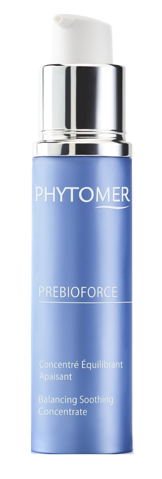 Купить PHYTOMER Концентрат восстанавливающий Пребиотик / PREBIOFORCE BALANCING SOOTHING CONCENTRATE 30 мл