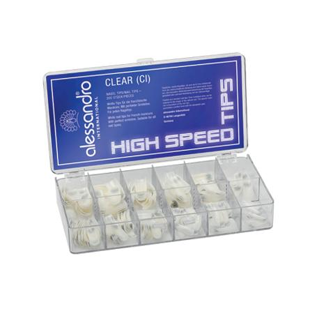 "ALESSANDRO ����� ���������� ""��� ����"" / Tipbox High Speed Clear 200��"