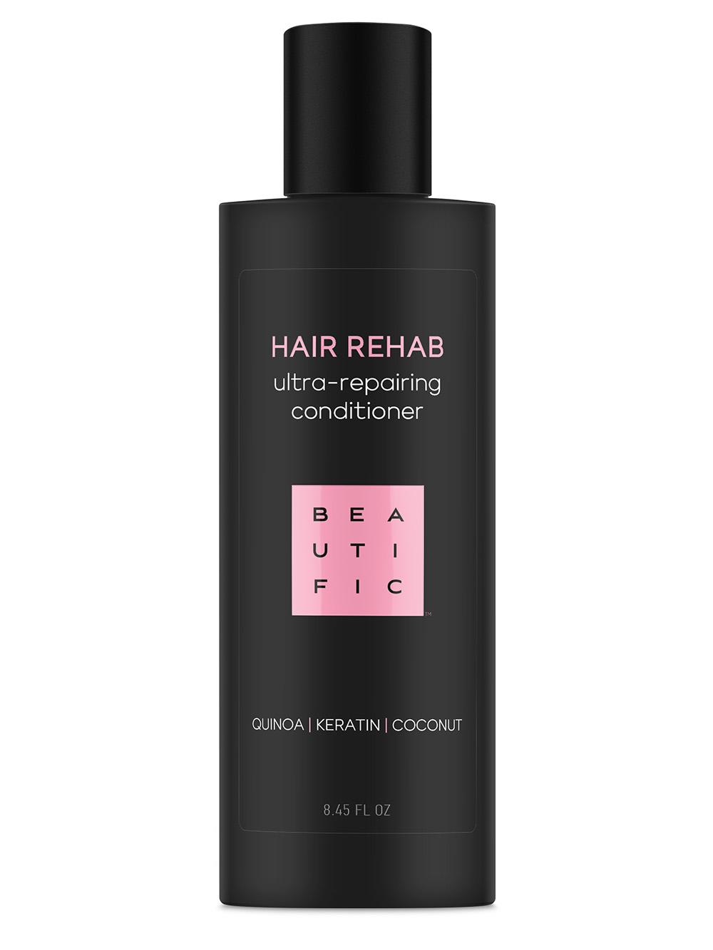 BEAUTIFIC Бальзам-кондиционер супер-восстанавливающий для поврежденных волос / Hair Rehab 250 мл  - Купить