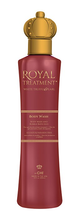 CHI Гель для душа и пена для ванны 2 в 1 / CHI Royal Treatment 355 мл royal apothic гель для душа imperial vanilla 240ml
