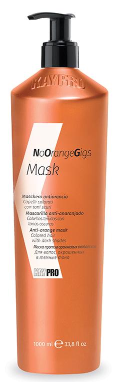 KAYPRO Маска против нежелательных оранжевых оттенков / MASK NO ORANGE GIGS 1000 мл