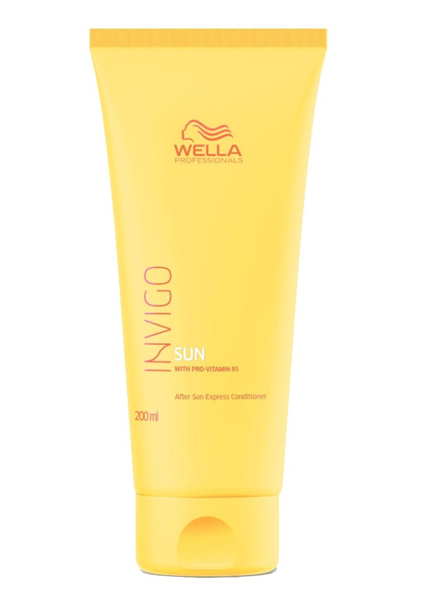 Купить WELLA PROFESSIONALS Бальзам-экспресс после пребывания на солнце / Wella Invigo SUN 200 мл