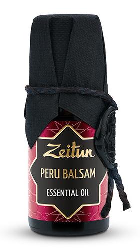 ZEITUN Масло эфирное Перуанский бальзам 10 мл
