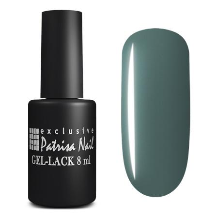 Купить PATRISA NAIL 177 гель-лак для ногтей, глубокие темные оттенки / Axios Gel 8 мл