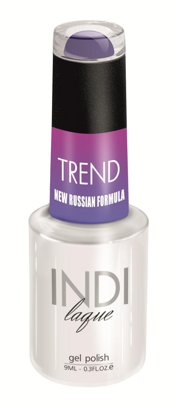 Купить RuNail 5097 гель-лак для ногтей / INDI laque Trend 9 мл, Синие