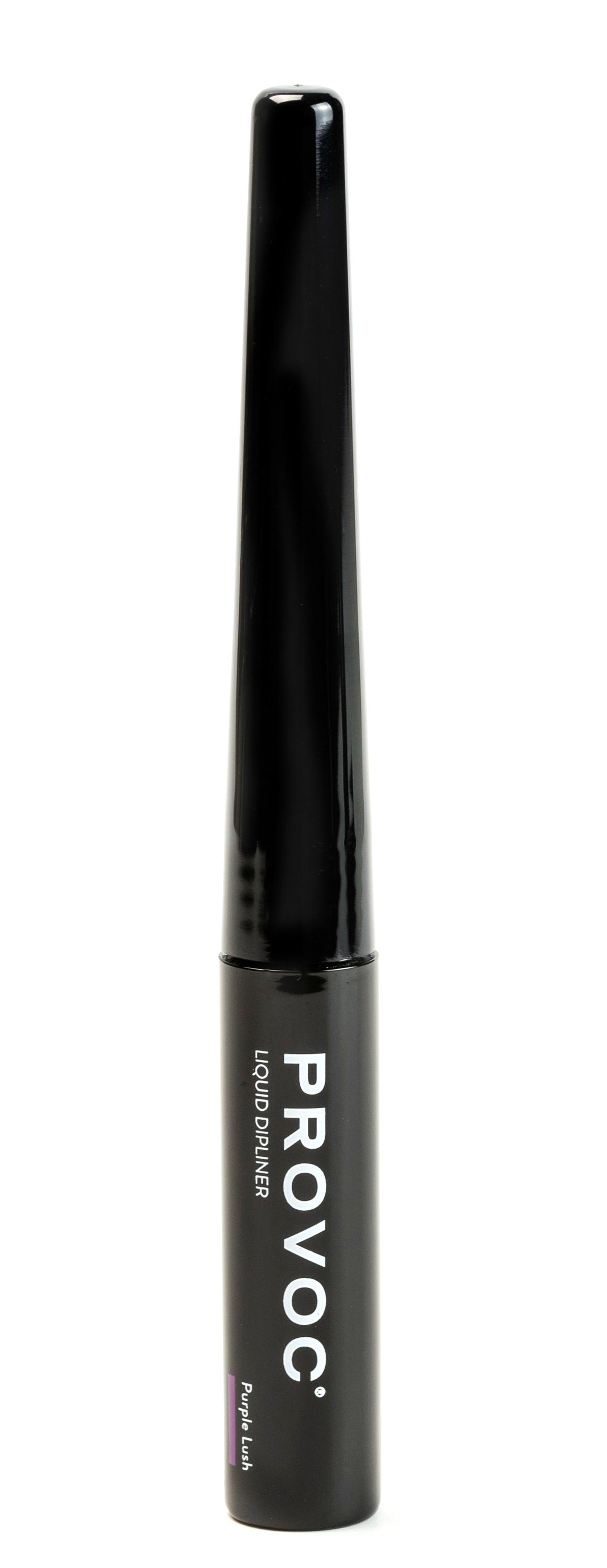 Купить PROVOC Подводка жидкая суперстойкая для глаз, фиолетовый / Liquid Dipliner Purple Lush 3, 3 мл