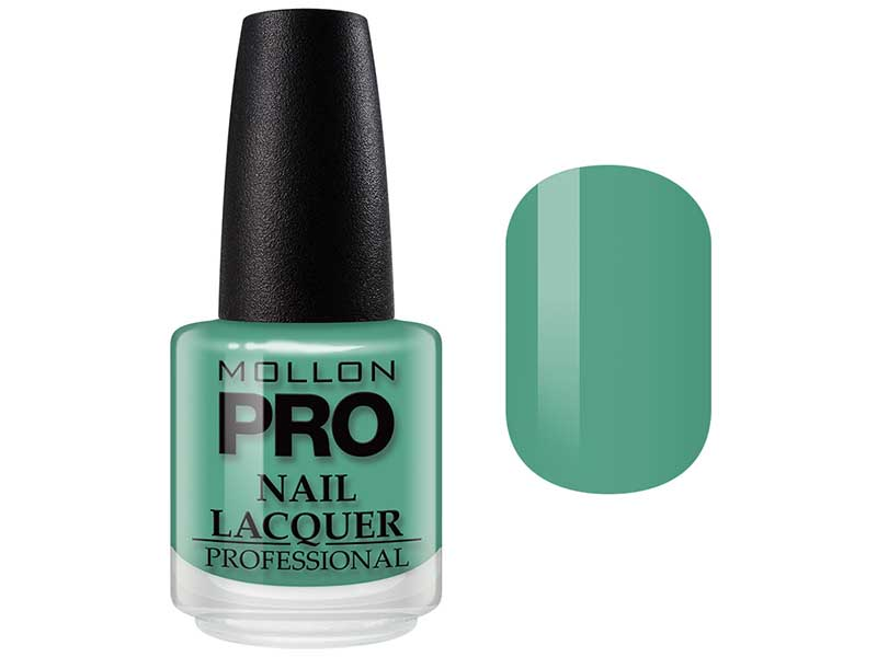 MOLLON PRO ��� ��� ������ � ������������ / Hardening Nail Lacquer 188 15��