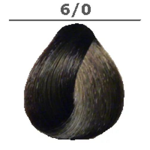 LONDA PROFESSIONAL 6/0 краска для волос (интенсивное тонирование), темный блонд / LC NEW 60мл londa интенсивное тонирование 42 оттенка 60 мл londacolor интенсивное тонирование 7 43 блонд медно золотистый 60 мл 60 мл