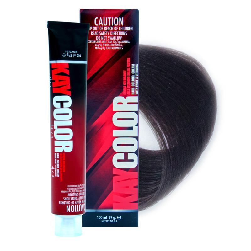 Купить KAYPRO 4.37 краска для волос, кофе мокко / KAY COLOR 100 мл, Кофейный