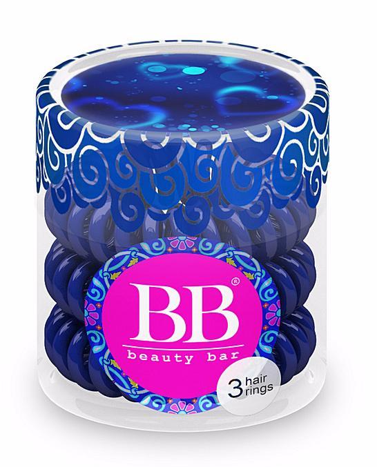 BEAUTY BAR Резинка для волос Beauty Bar / Темно-синий