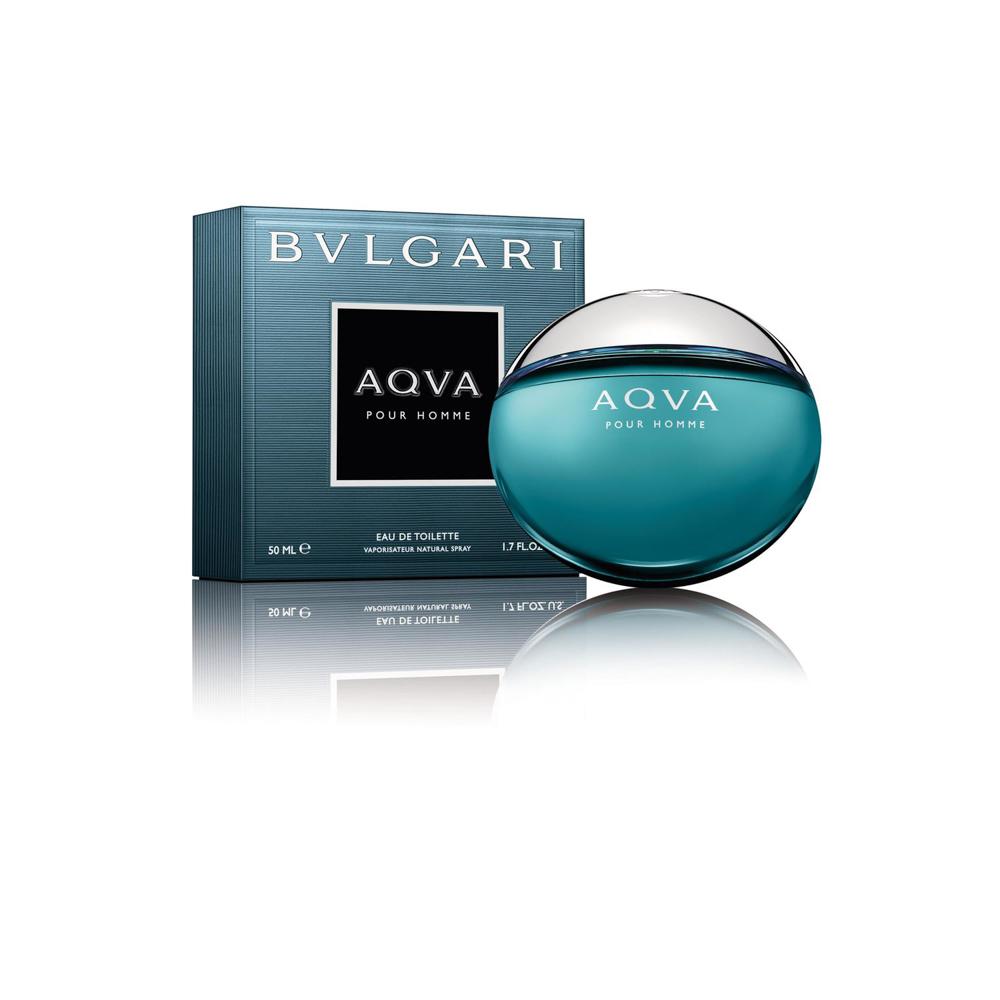Купить BVLGARI Вода туалетная мужская Bvlgari Aqva Pour Homme, спрей 50 мл