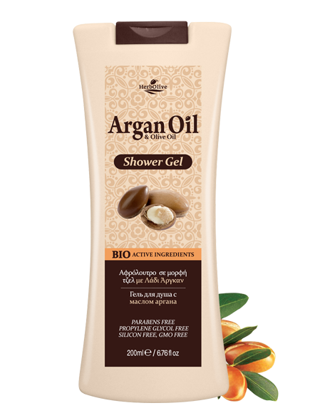 MADIS Гель для душа / ArganOil 200 млГели<br>Содержит органическое оливковое масло, подсолнечное масло, глицерин, натуральные компоненты богатые витаминами. Обеспечивает глубокое увлажнение и питание, антивозрастное, успокаивающее действие, Обладает омолаживающим эффектом, придает коже здоровый вид и свежесть. Идеален для ежедневного применения. Активные ингредиенты: масло арганы, органическое оливковое масло, подсолнечное масло, глицерин, натуральные компоненты богатые витаминами. Способ применения: ежедневно.<br><br>Объем: 200 мл<br>Вид средства для тела: Антивозрастное