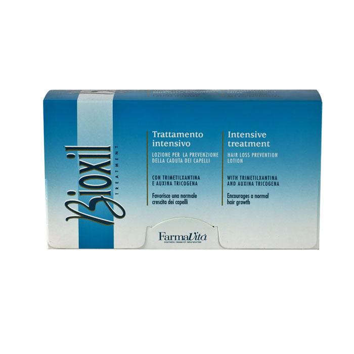 FARMAVITA Лосьон дерматологический активный против выпадения волос / BIOXIL LINE 128 мл.