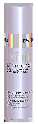ESTEL PROFESSIONAL Крем-термозащита для волос / OTIUM DIAMOND 100 мл