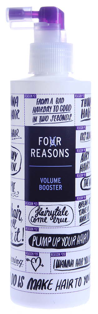 KC PROFESSIONAL �������� ��� ��������� ������������� / Volume Booster FOUR REASONS 250��