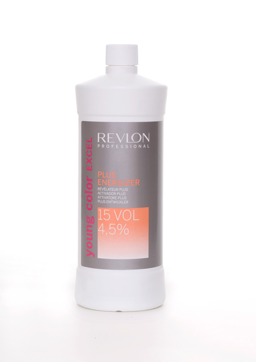 REVLON Professional Биоактиватор плюс 4,5% / YOUNG COLOR EXCEL 900мл