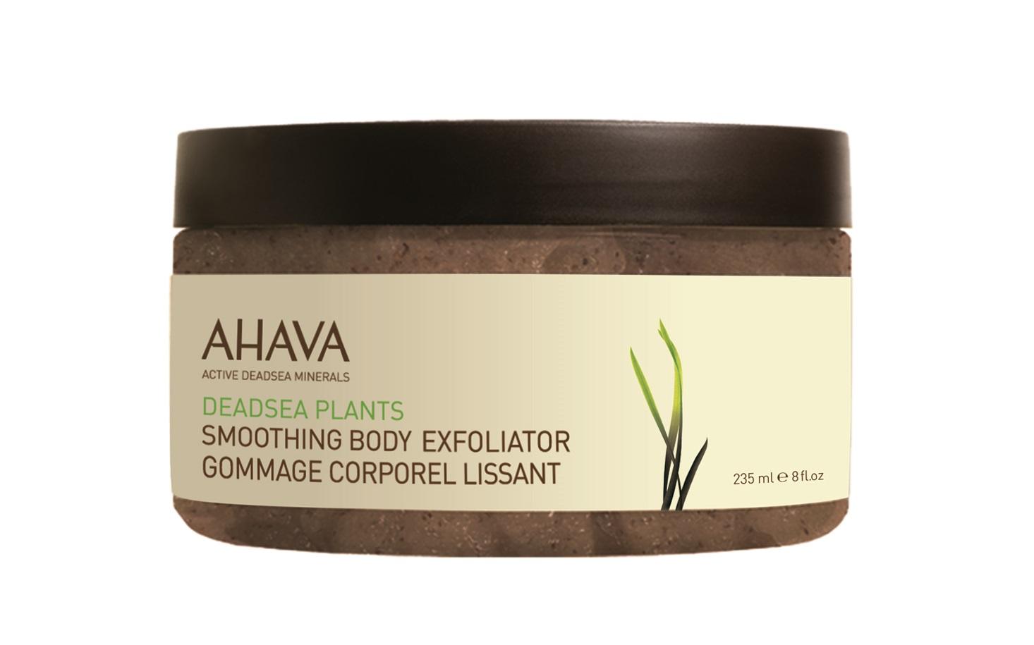 Купить AHAVA Скраб разглаживающий для тела / Deadsea Plants 235 мл