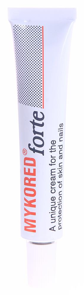 LAUFWUNDER Крем д/ногтей с антигрибковым эффектом Mykored 20млГрибок<br>Защищает кожу и ногти от появления грибковых инфекций, снижает потоотделение и прекрасно увлажняет. Состав. Содержит триклозан, мочевину, масло герани, масло лимона, аллантоин, пантенол, гидрогенизированное касторовое масло. Применение. При использовании в салоне исключает риск заражения грибковыми инфекциями, прекрасное средство для борьбы с грибковыми заболеваниями стоп.<br><br>Объем: 20<br>Назначение: Грибок
