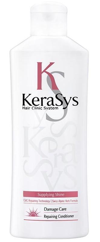 KERASYS Кондиционер восстанавливающий для волос / HAIR CLINIC 180 мл