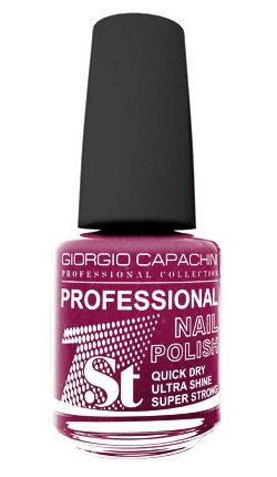 Купить GIORGIO CAPACHINI 45 лак для ногтей, алмазная роза / 1-st Professional 16 мл, Розовые