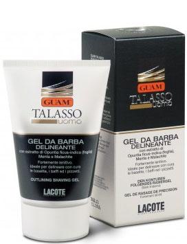 GUAM Гель для бритья / TALASSO UOMO 100мл