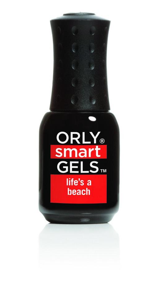 ORLY Гель-лак 876 Life's a Beach / SMARTGELS 5,3млГель-лаки<br>Коллекция цветных покрытий гель-маникюра SmartGELS – это палитра самых популярных оттенков лака ORLY. В отличие от обычных гель-лаков, препараты системы SmartGels содержат витамины А, Е и провитамин В5. Состав: Di-HEMA триметилгексил дикарбомат, HEMA, гидроксипропил метакрилат, полиэтилен гликоль 400 диметакрилат, этилацетат, бутилацетат, изопропил, триметилбензоил дифенилфосфин оксид, гидроксициклогексил фенил кетон. Способ применения: нанесите тонкий слой выбранного цветного покрытия и поместите в лампу SmartLED Lamp или SmartGELS LED Lamp Mini на 30 секунд. Тоже самое повторите со вторым слоем гель-лака SmartGELS. Идеальный гель-маникюр возможен только при условии использования всех препаратов и аксессуаров системы SmartGELS от ORLY.<br><br>Цвет: Красные<br>Пол: Женский<br>Класс косметики: Универсальная<br>Виды лака: Глянцевые