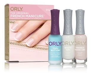ORLY ����� ��� ������������ �������� / FRENCH MAN KIT PINK .3oz 9��