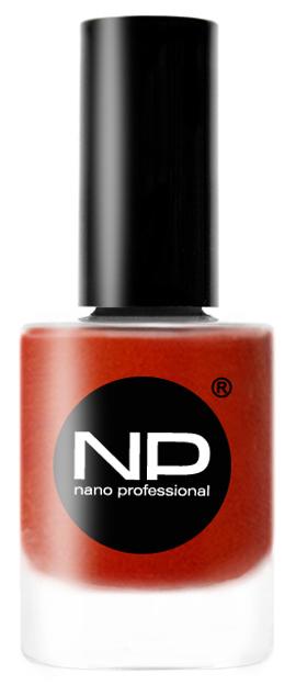 NANO PROFESSIONAL P-104 лак для ногтей, торжествующая сексуальность 15 мл