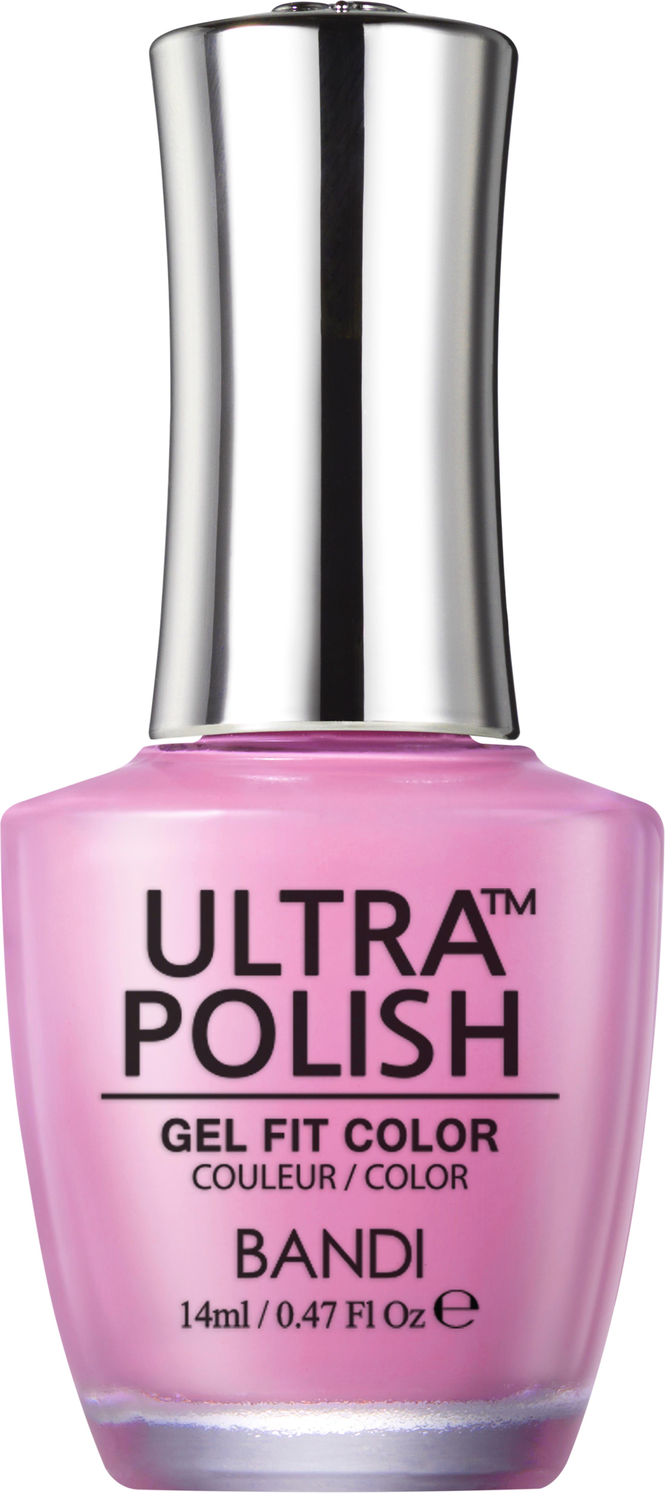 Купить BANDI UP109 ультра-покрытие долговременное цветное для ногтей / ULTRA POLISH GEL FIT COLOR 14 мл