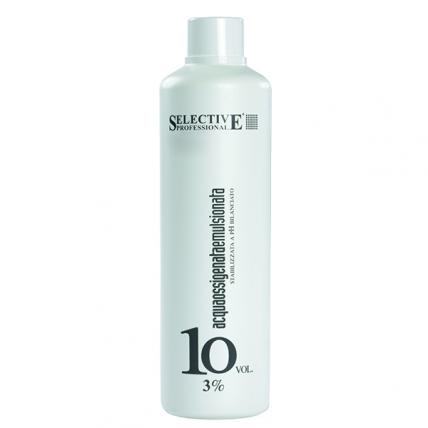Купить SELECTIVE PROFESSIONAL Оксигент 3% для олигоминеральной краски 1000 мл