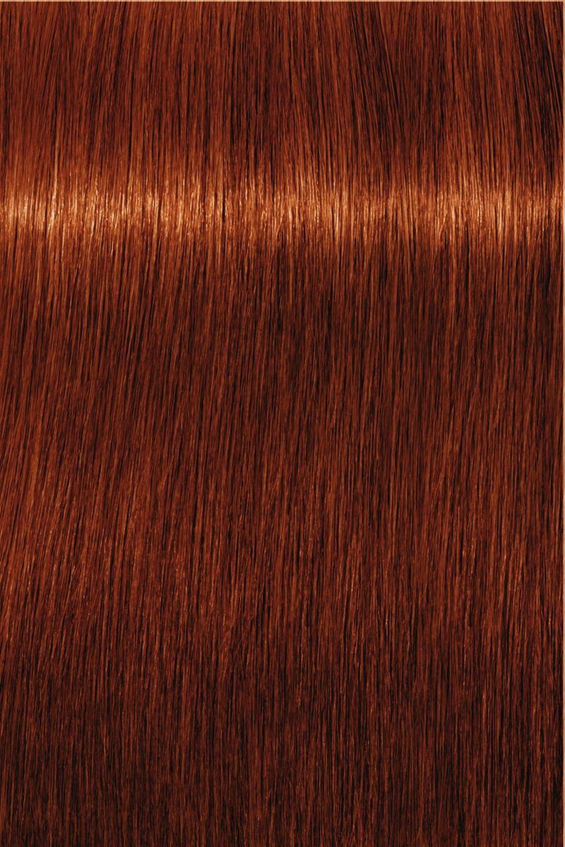 INDOLA 6.44 краситель перманентный, темный русый интенсивный медный / RED&FASHION 60 мл фото